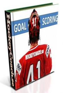 Hockey, Goal, Scoring, Practices, Drills, Theory, eBook, PDF