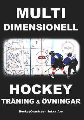 Mångdimensionell hockeyträning multitasking