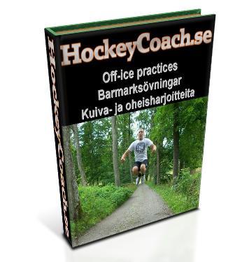 Hockey, ebook, off season, dryland, off ice